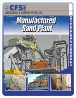 Manufactured Sand Brochure