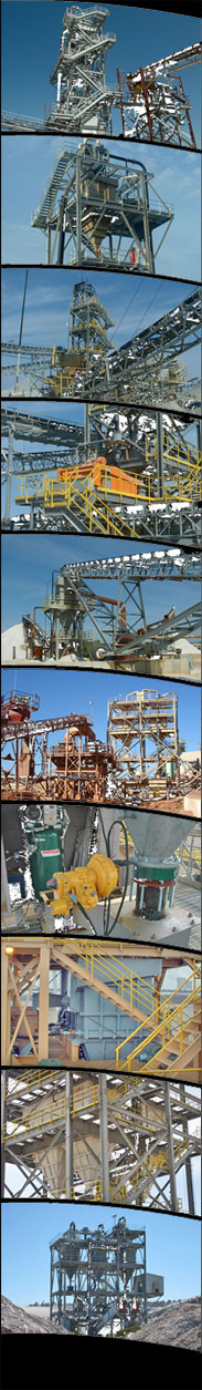 Density Separators and Frac Sand Plants from CFS